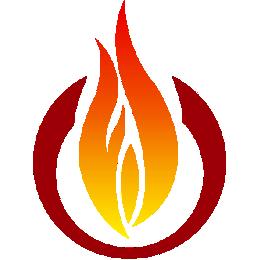 logo Krby, krbová kamna
