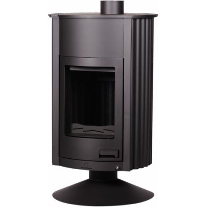 Grande II - model s nohou, černá, šedá